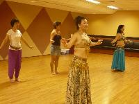 Belly Dance Trial Lesson May 2009